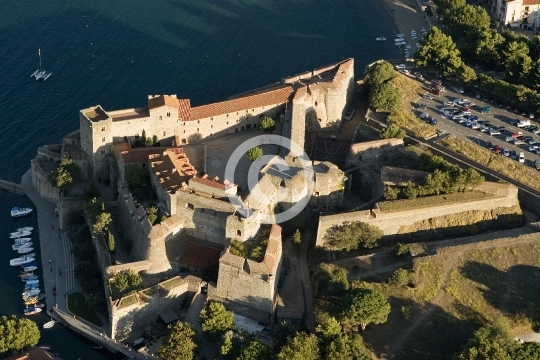 Collioure, le chateau royal