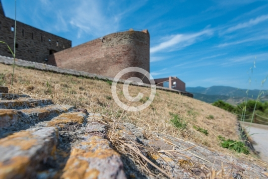 Le fort saint Elme a Collioure